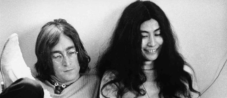 Yoko Ono John Lennon hero image