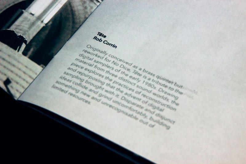 Stillness CD booklet detail