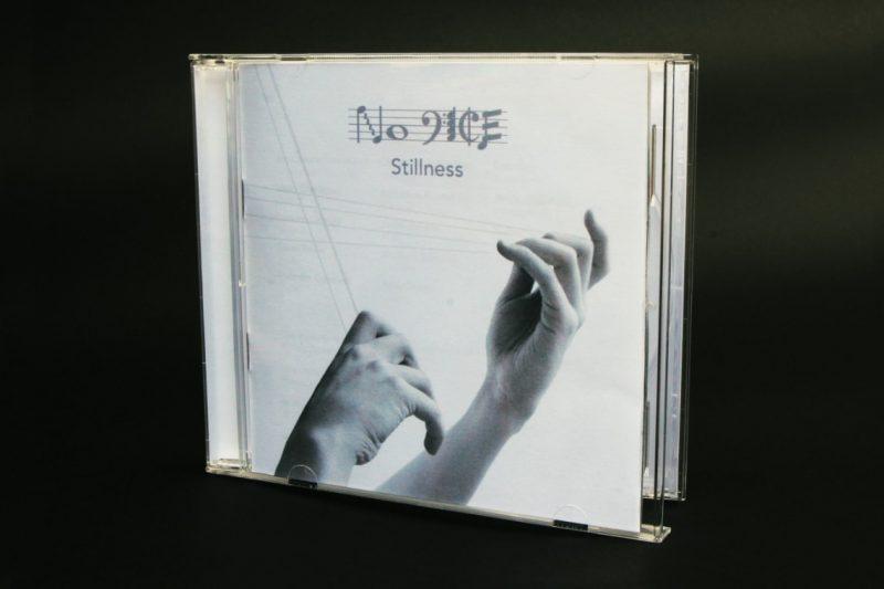 Stillness CD front cover